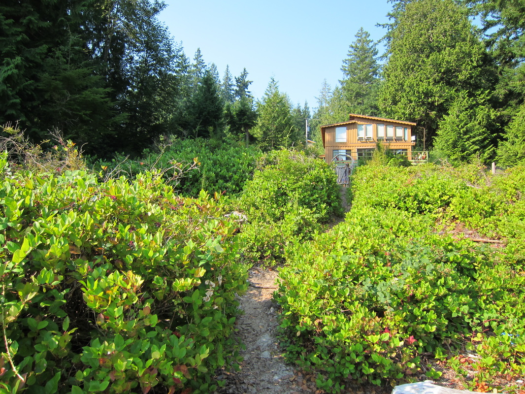 Cortes Island, BC - Six Petals Retreats